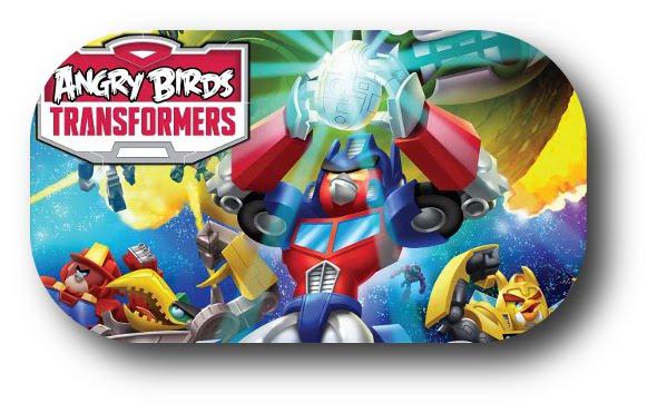 взлом Angry Birds Transformers - читы на кристаллы , золото (монеты), трансформеров