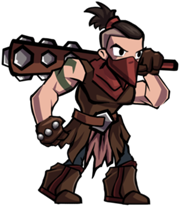 Bandit Bruiser honorbound