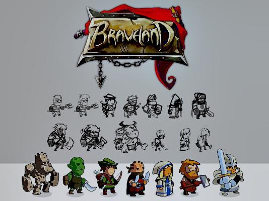 Braveland - читы на золото, лидерство, войско (секреты взлома)