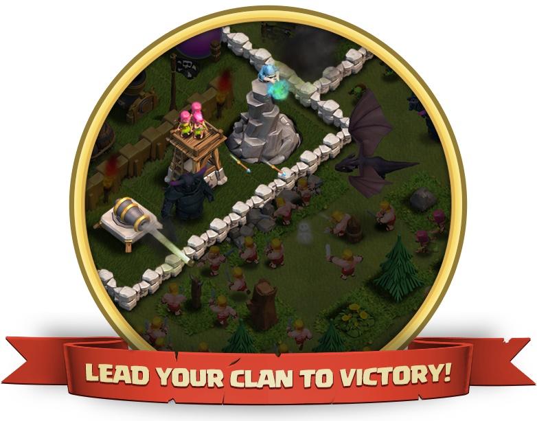 Clash of Clans правильная построить базу