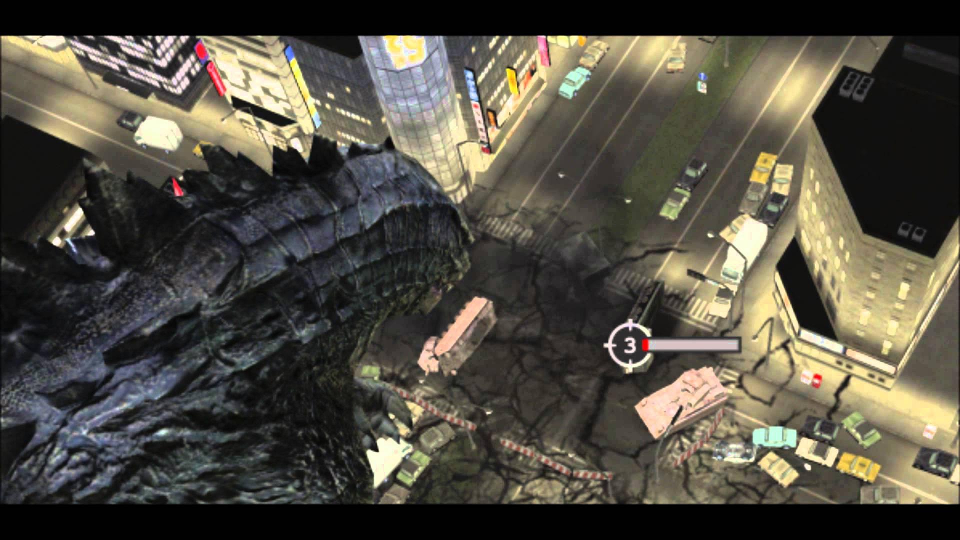 Godzilla взлом
