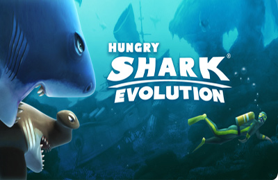 Hungry Shark Evolution взлом