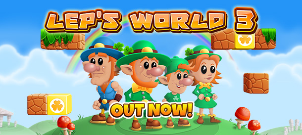 Lep's World взлом