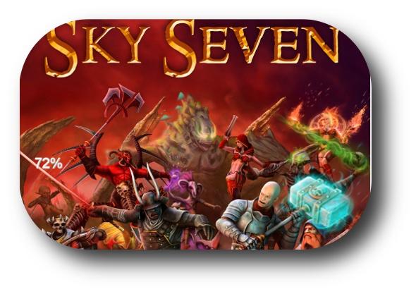 Читы на Sky seven вконтакте (бесконечное золото, энергия, кристаллы)